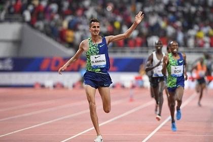 Soufiane El Bakkali remporte le 1.500 m de Marseille