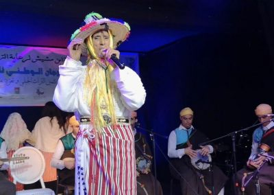 La chanteuse Chama Zaz tire sa révérence
