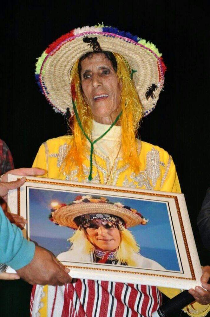 La chanteuse Chama Zaz tire sa révérence 3