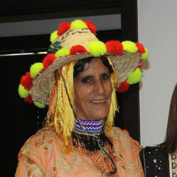 La chanteuse Chama Zaz tire sa révérence 1