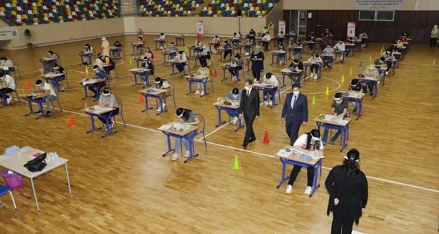 1ère année baccalauréat : L'examen régional programmé du 1er au 3 octobre