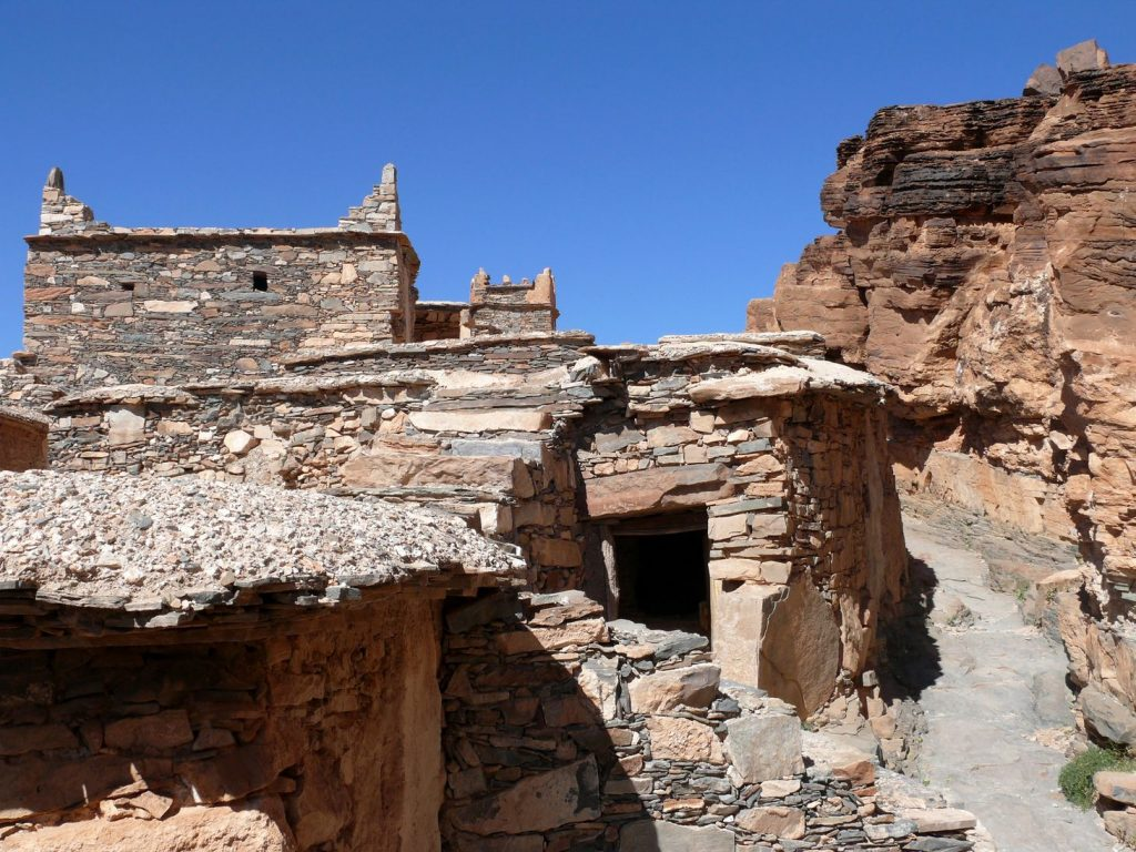 LES GRENIERS COLLETIFS en Agadir 4