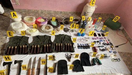 Cellule terroriste démantelée: cinq individus différés devant le juge d'instruction