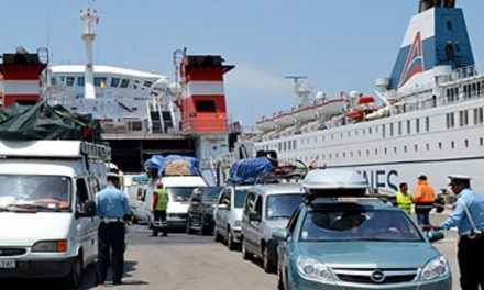 Baisse de 85% du trafic des passagers dans les ports relevant de l'ANP à fin août 2020