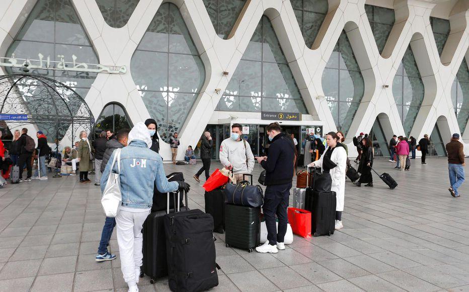 Le Maroc exige désormais une fiche sanitaire aux voyageurs 1