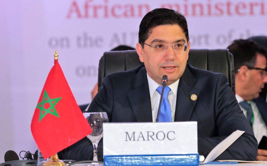 """Le Maroc, une """"référence"""" en matière de paix et de stabilité en Afrique (M. Bourita)"""