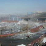 des vagues géantes ont provoqué des dégâts sur la corniche casablancaise