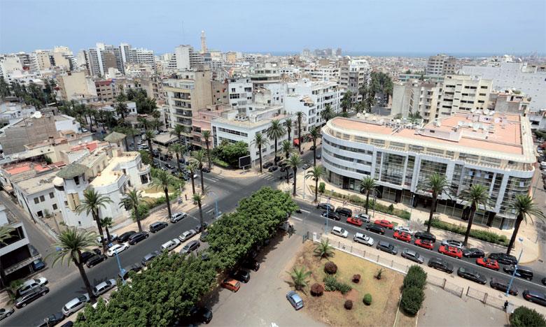 Covid-19 : une série de mesures au niveau du Grand Casablanca, de Berrechid et de Benslimane à partir dU 25 OCTOBRE 1