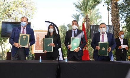 Club Med : Signature à Marrakech d'un Mémorandum d'Entente pour développer de nouveaux projets au Maroc