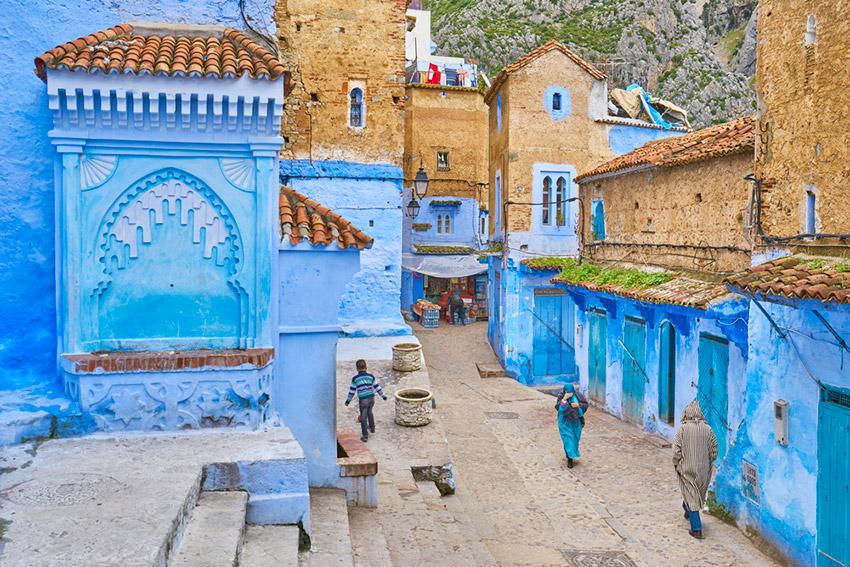ONMT: Chefchaouen s'impose dans l'image touristique globale du Maroc 1