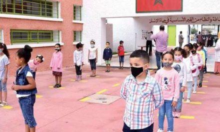 Fermeture de 229 établissements scolaires après la découverte de cas de Covid-19