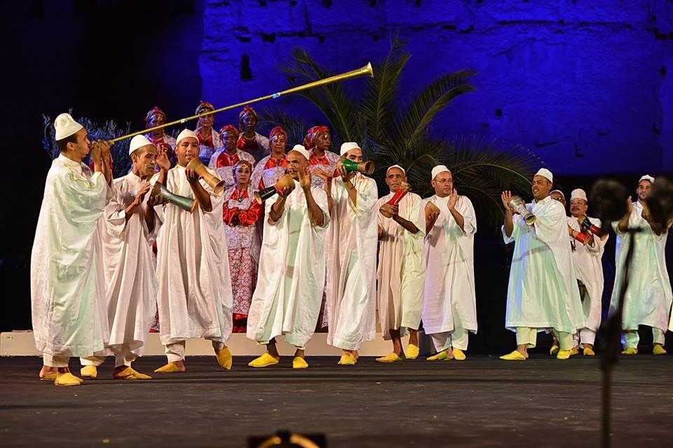 Report à juillet 2021 du 51ème Festival National des Arts Populaires Á MARRAKECH