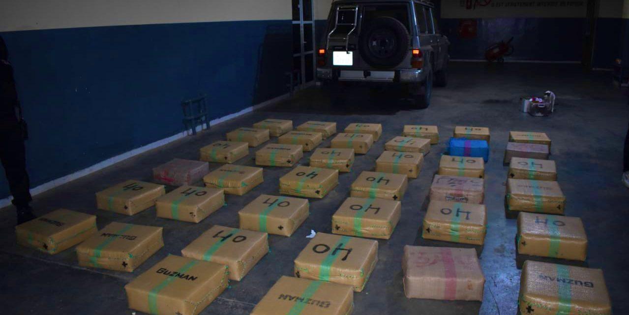 Laâyoune:  Saisie de 959 kg de chira, un individu interpellé