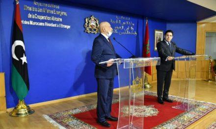 """Le Maroc soutient l'accord de cessez-le feu en Libye, """"un progrès très positif"""""""