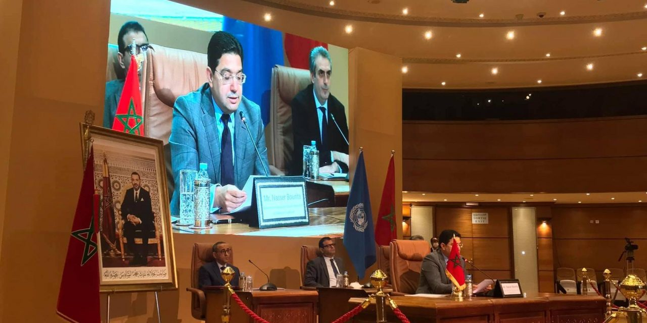 Établissement au Maroc d'un Bureau Programme pour la lutte contre le terrorisme et la formation en Afrique de l'UNOCT