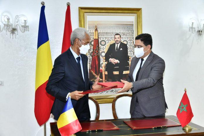 Signature de six accords de coopération entre le Maroc et le Tchad