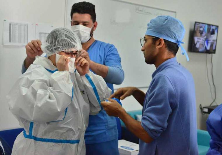 Les médecins du public annoncent une grève nationale de 48 heures début novembre