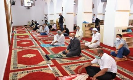 10.000 mosquées ouvertes, la prière AUTORISÉE  dÈS CE  vendredi