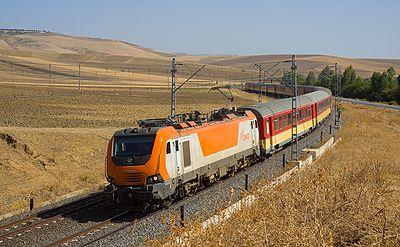 L'ONCF dément les informations et images sur le déraillement d'un train reliant Fès à Oujda