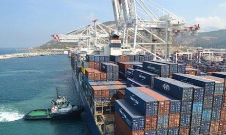Tanger Med dépassera la barre de 5,7 millions de Conteneurs