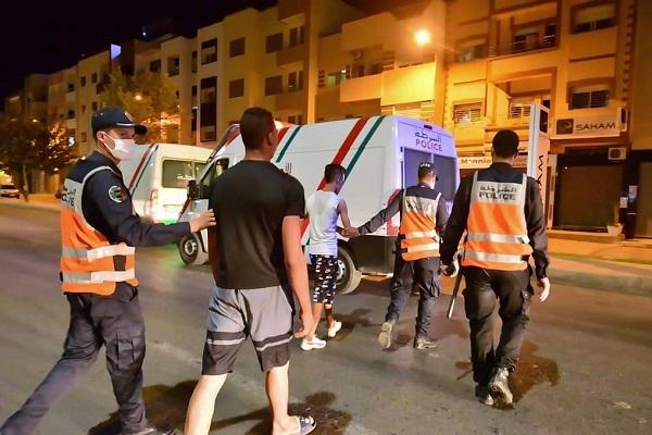 Arrestation de 220.000 individus pour actes de violence au premier semestre 2020