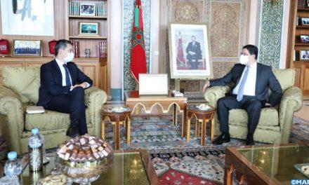 """La coopération franco-marocaine est """"nécessaire"""""""
