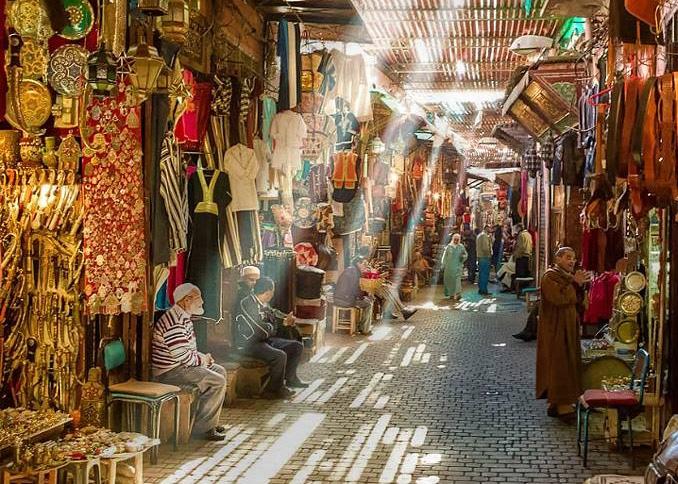 """""""USA Today"""" célèbre Marrakech, une des destinations fascinantes du Maroc 1"""