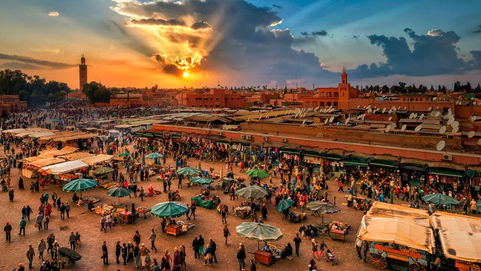 """""""USA Today"""" célèbre Marrakech, une des destinations fascinantes du Maroc 2"""