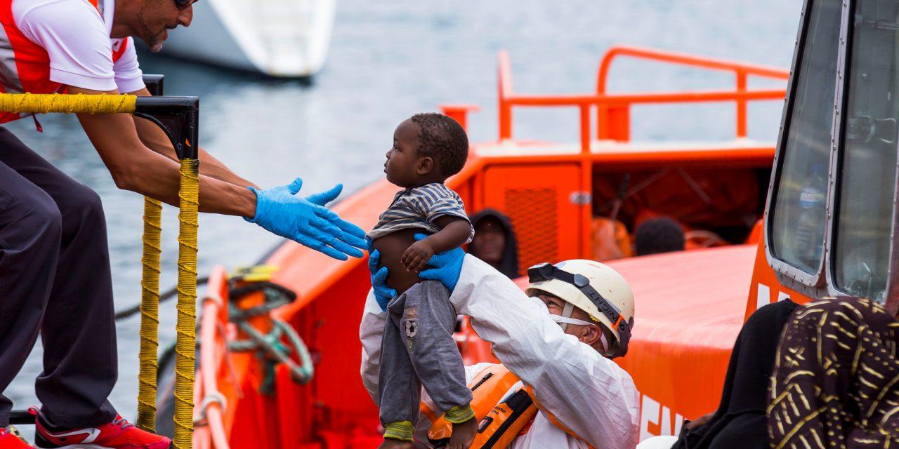 plus de 600 migrants ont débarqué aux Canaries et en Andalousie en 48 heures