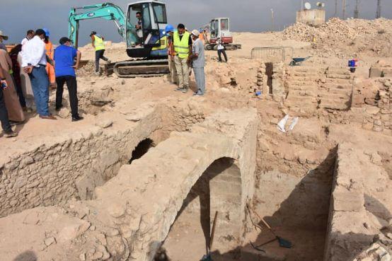 Agadir : découverte du portail de la Kasbah d'Oufella 1