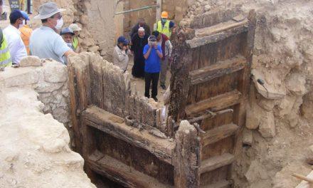 Agadir : découverte du portail de la Kasbah d'Oufella