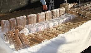 Plus de 2 tonnes de chira incinérées à Dakhla