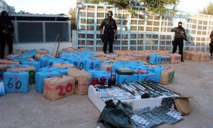 Tanger : saisie de 11 tonnes et 440 kg de chira