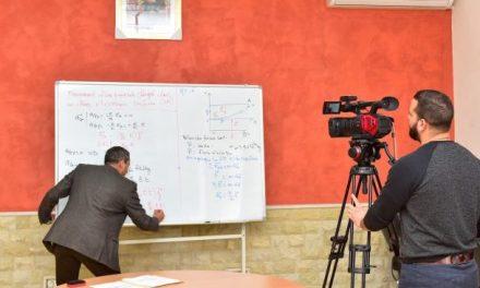 Diffusion des cours sur les chaînes TV à partir de ce lundi