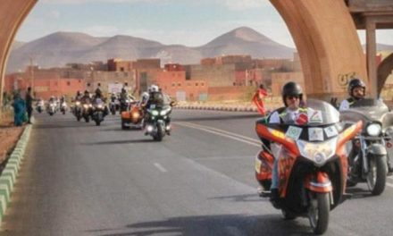La 8è édition du Tour international des motos de la Marche Verte s'achève à Marrakech