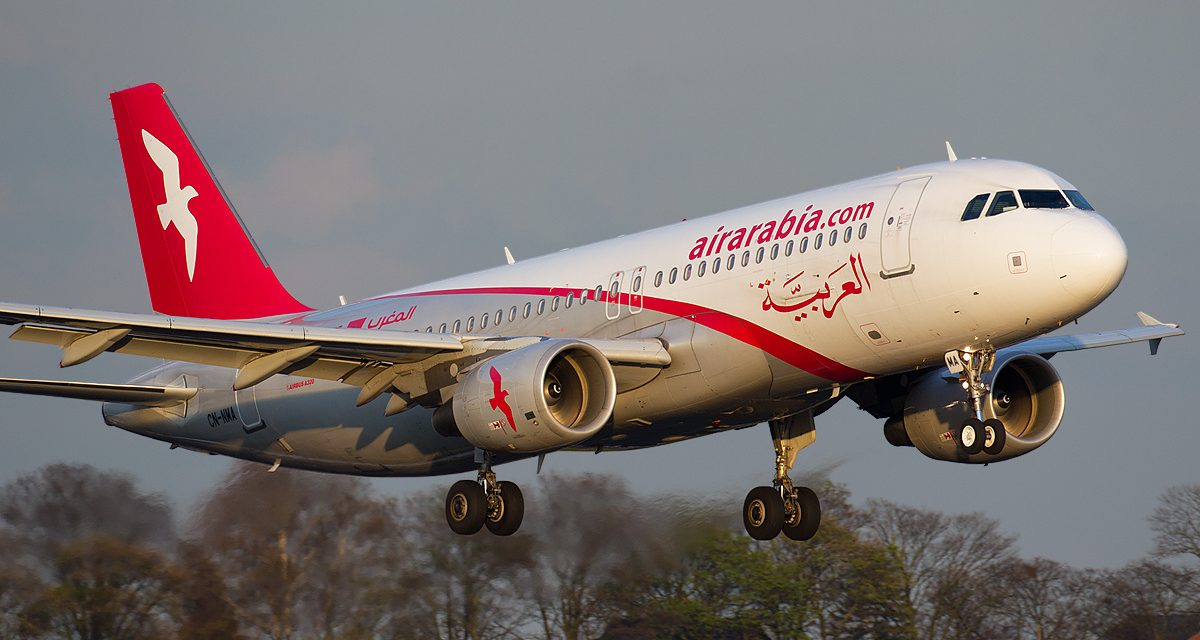 Air Arabia Maroc lance une liaison Casablanca-Malaga
