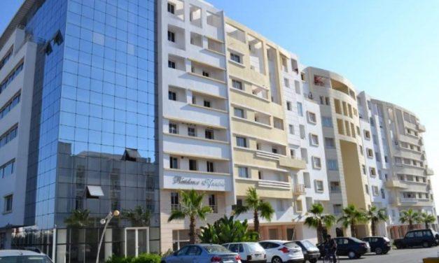Immobilier: Les prix baissent de 0,8% au 3e trimestre 2020