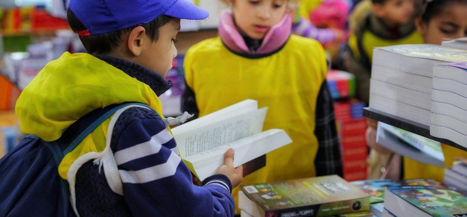 """UPEM: Lancement de l'opération """"La lecture, acte de résistance"""" 1"""