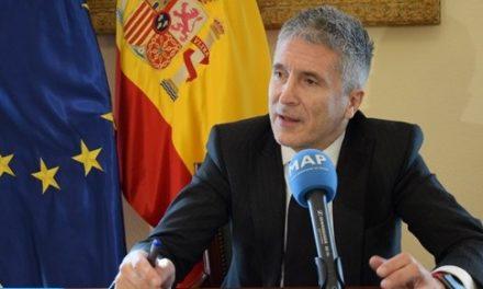 """Grande-Marlaska: """"Le Maroc, un """"partenaire stratégique"""" pour l'Espagne"""