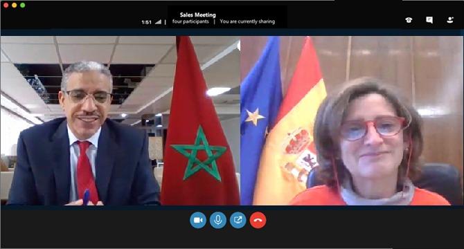 Energie: Le Maroc et l'Espagne déterminés à renforcer leur partenariat