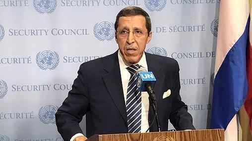 Le Maroc informe le Conseil de sécurité des derniers développements à El Guerguarat 1