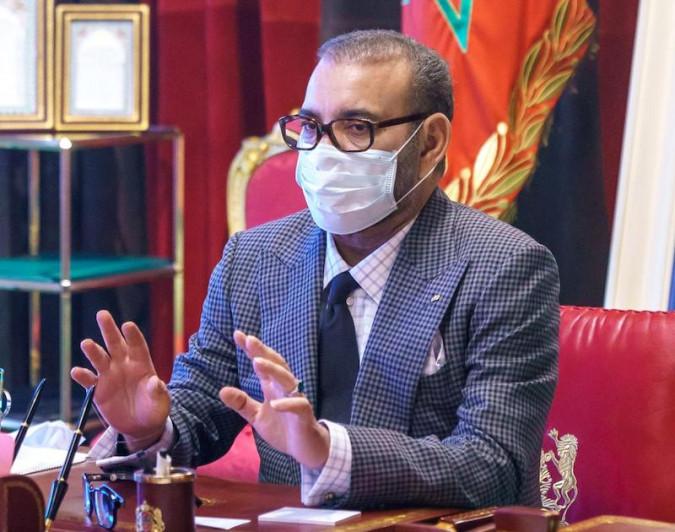 le Roi Mohammed VI ordonne le lancement d'une campagne nationale de vaccinations pour tous les Marocains contre la Covid-19