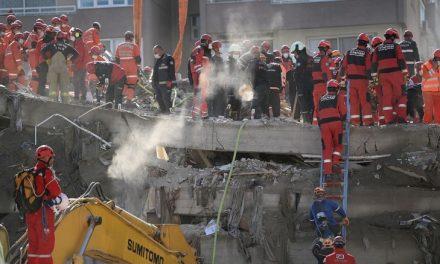 Turquie/Séisme: le bilan s'alourdit à près de 50 morts