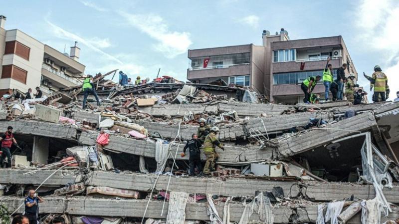 Turquie/Séisme: le bilan s'alourdit à près de 50 morts 1