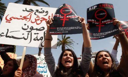 LES CHIFFRES ALARMANTS DES VIOLENCES À L'ENCONTRE DES femmes MAROCAINES