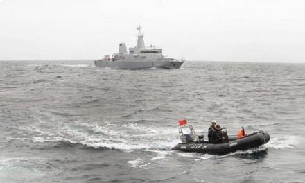 Avortement en Méditerranée d'une opération de trafic de stupéfiants