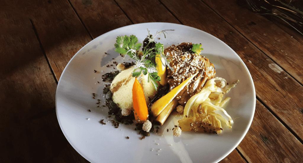 le cuisinier franco-marocain, HAMID MISS, remporte   Le meilleur couscous de France