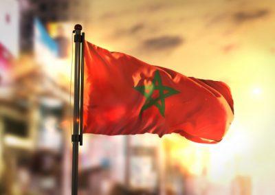 Le drapeau marocain fête son 105e anniversaire
