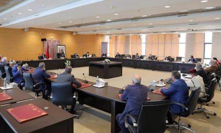 Situation à Guergarate: Le Chef du gouvernement réunit les chefs de partis politiques