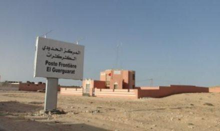 Guergarate:Le Maroc «a décidé d'agir dans le respect de ses attributions» face aux graves provocations du polisario
